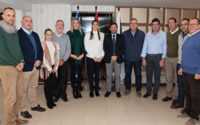 Las ciudades participantes de los Juegos visitan Ceuta