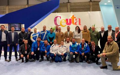 Los XXIII Juegos del Estrecho, muy presentes en FITUR 2020
